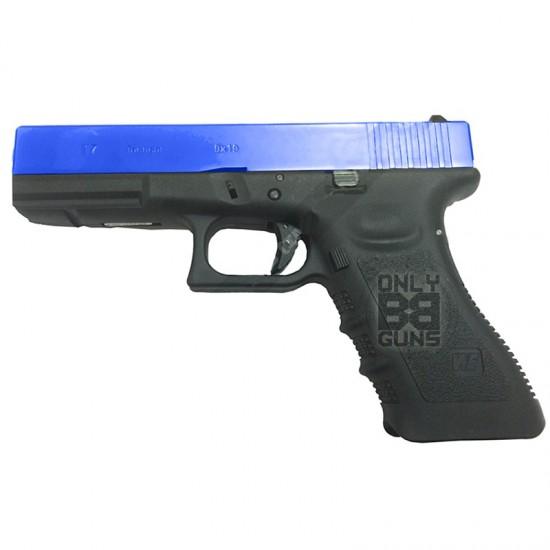 WE 17 Series Titanium Gold GB Pistol