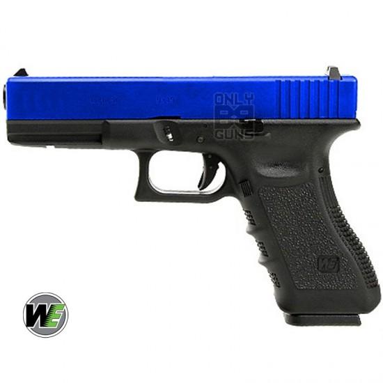 WE 17 SERIES GEN 3 Gas Blowback Pistol