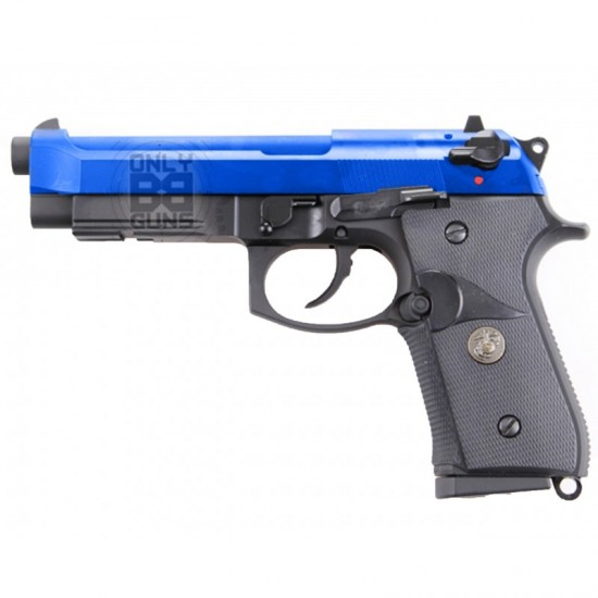 HFC-M9 VERTEC GBB (Metal Slide)