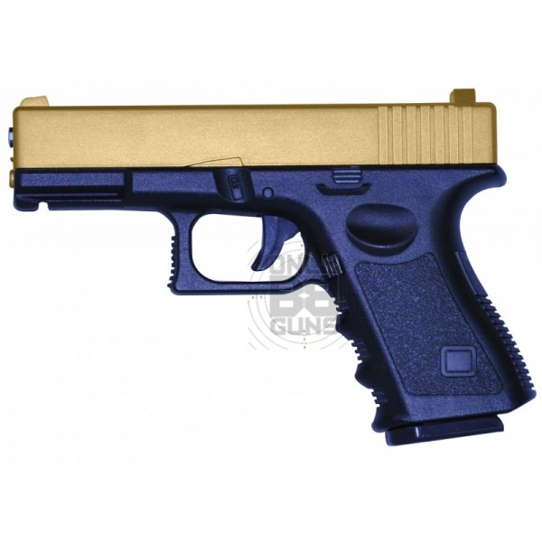 Full Metal G15 Spring Pistol (G15-GOLD)