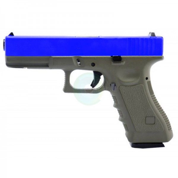 Army R17 Gas Blowback Pistol (Lower OD Frame)