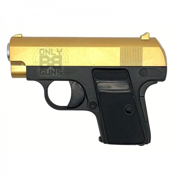 Galaxy G9 Full Metal Spring Pistol (G9 Gold)