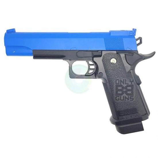 Golden Hawk 5.1 Series Pistol (Full Metal Slide- Blue)
