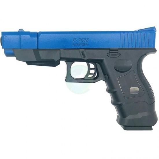 CCCP P2698 Spring Pistol (Blue)