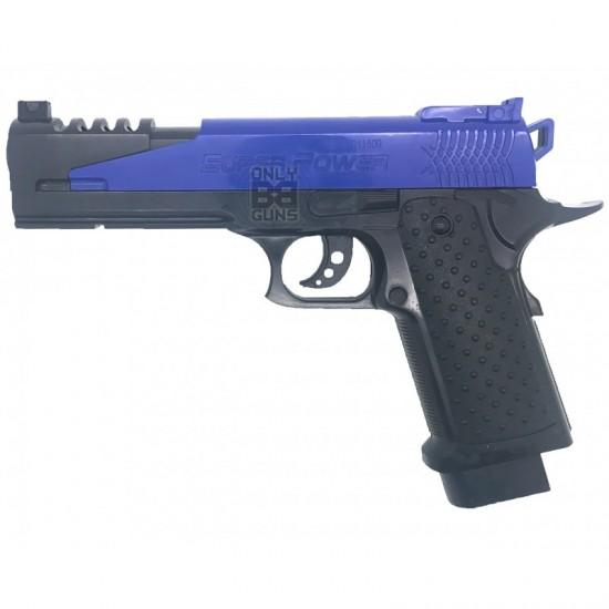 CCCP Custom 5.1 Dragon Spring Pistol (Blue - 509)