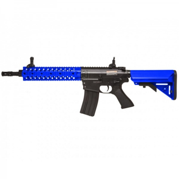 Electric Powered CYMA M4 CQB RIS AEG (BLACK CM501)