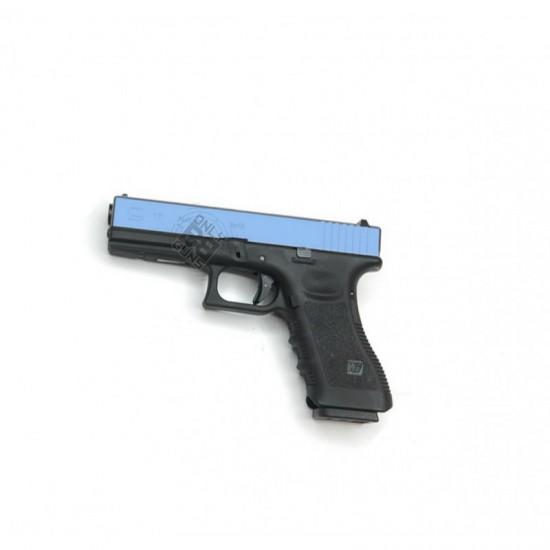 WE Custom Hi-Capa IREX GBB (6 Inch - Blue - Type-C)