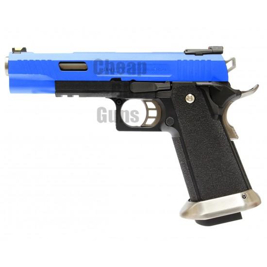 WE Custom Hi-Capa 5.1 Force Gas Blow Back Pistol