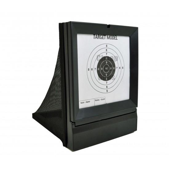 Airsoft BB Gun Paper Holding Target