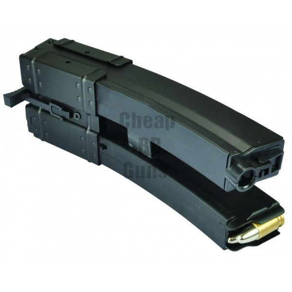 Electric-Winding Dual MP5 Magazine (500 Rounds)
