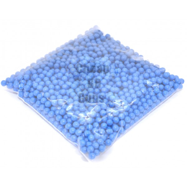 0.12g x 2000 6mm PROFESSIONAL QUALITY BB Airsoft Pellets (Big Foot Diamond Precision)