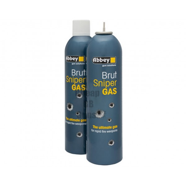 Abbey Brut Sniper Gas (300gm - Blue Gas)