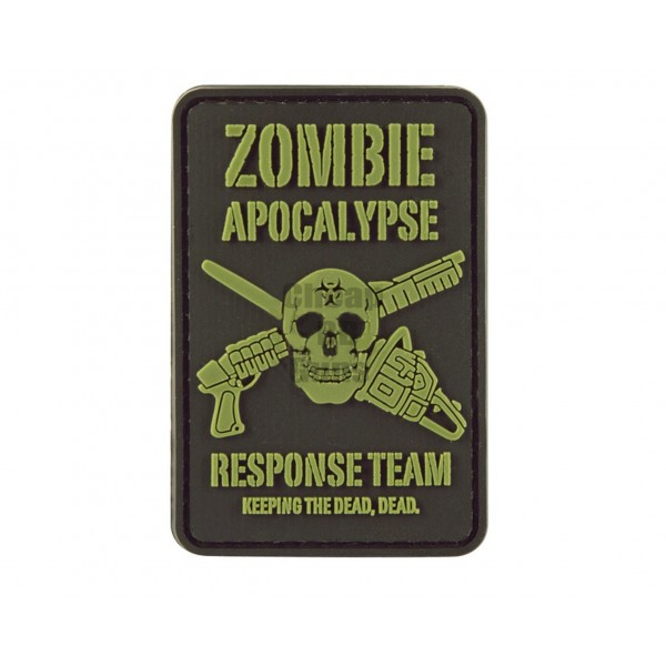 Patches - Zombie outbreak response team