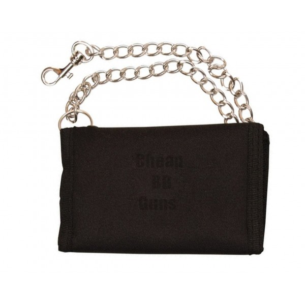 Military Wallet - Black
