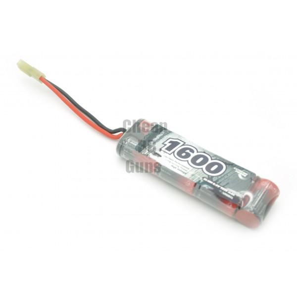 8.4v 1600mAh 2/3A NiMH Mini Battery Pack