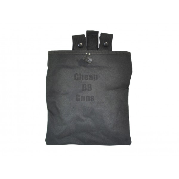 Dump Pouch - Roll Up (Black)