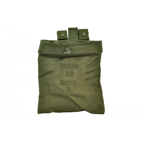 Dump Pouch - Roll Up (Green)