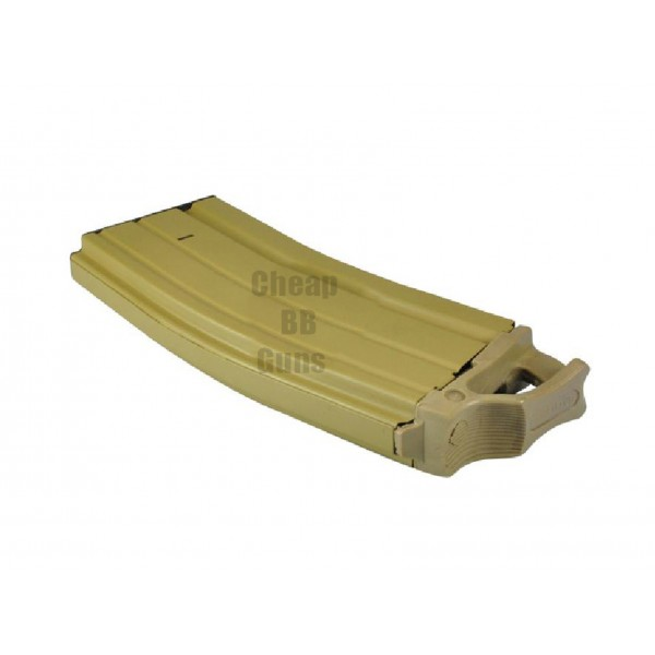 M4 Hi-Cap 330 Rounds Magazine with Grip