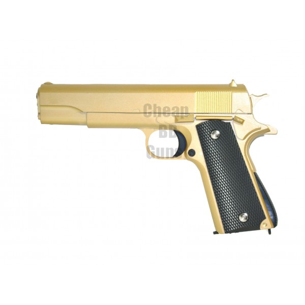 XXL Metal Galaxy Limited Edition G13 Spring Pistol