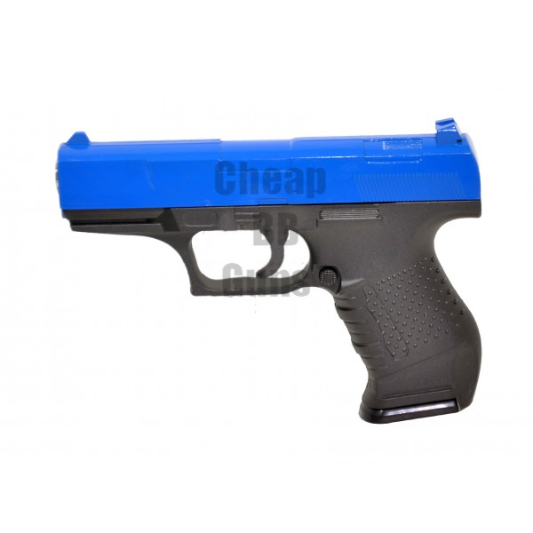 G19 Full Metal Pistol Zinc Alloy Shell