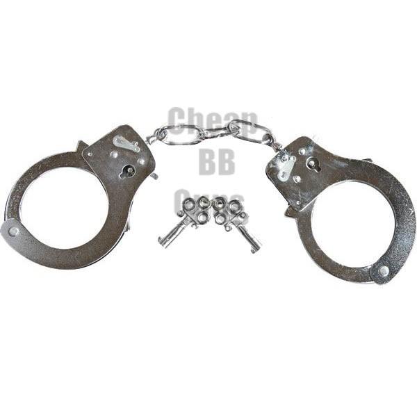 Handcuffs - Silver