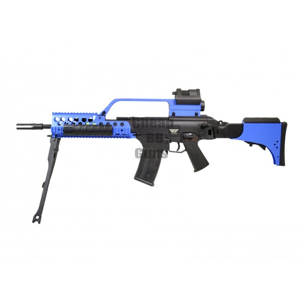 JG G39 Airsoft Sniper with Bipod & Aiming Scope