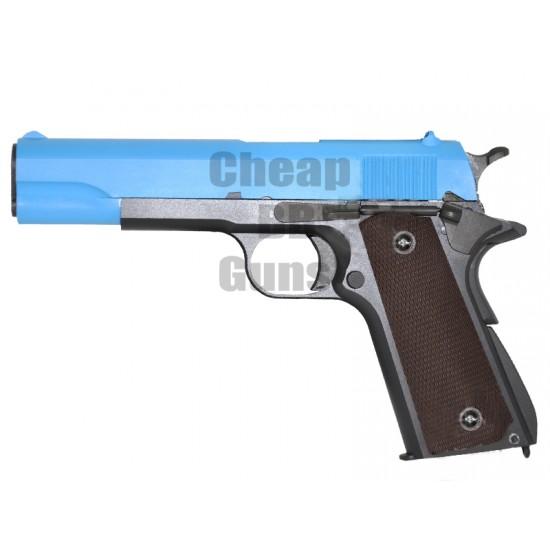 KJWorks 1911 Gas Blowback Pistol (Full Metal)