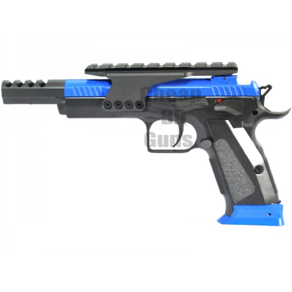 KWC Competition Model 75 Co2 Blowback Pistol