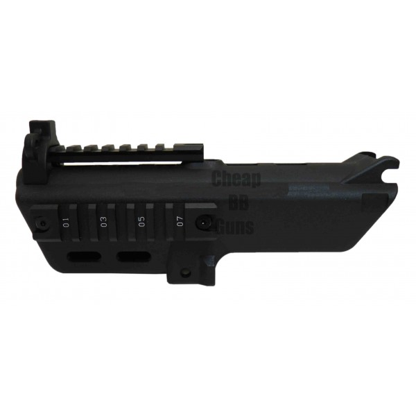SG36-43 SR36C Handguard W/3pcs Rail Set
