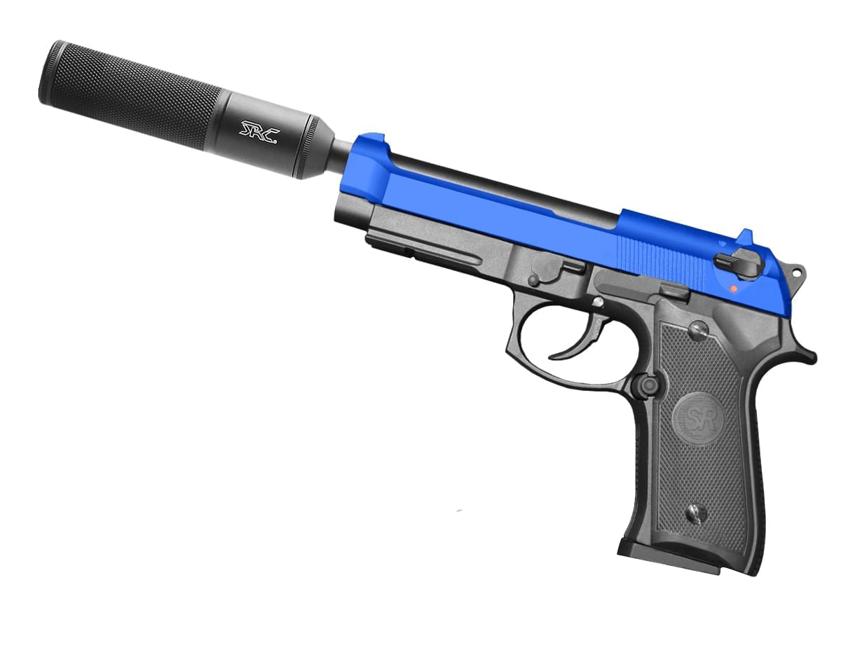 Airsoft Surpressor fully functional