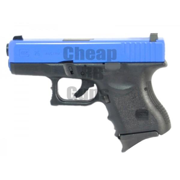 Tokyo Marui Glock 26 Gas Blowback Pistol