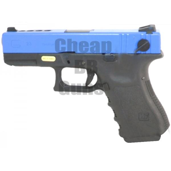 WE G18 Gen. 4 Gas Blowback Pistol