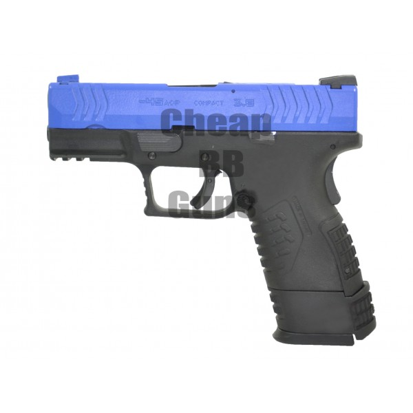 We XDM Compact 3.8 Gas Blowback Pistol (Includes 2 Magazines)